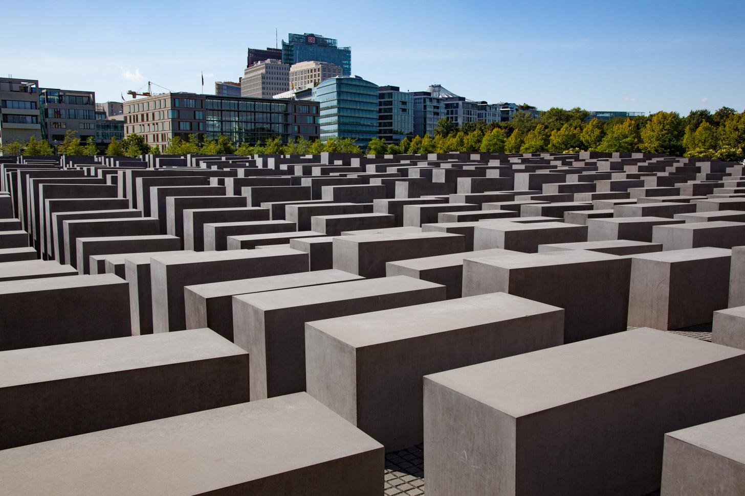 Herdenkingsmonument in Berlijn