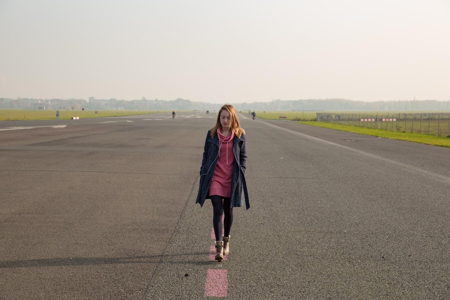 Tempelhof, de voormalige luchthaven in het hart van Berlijn.