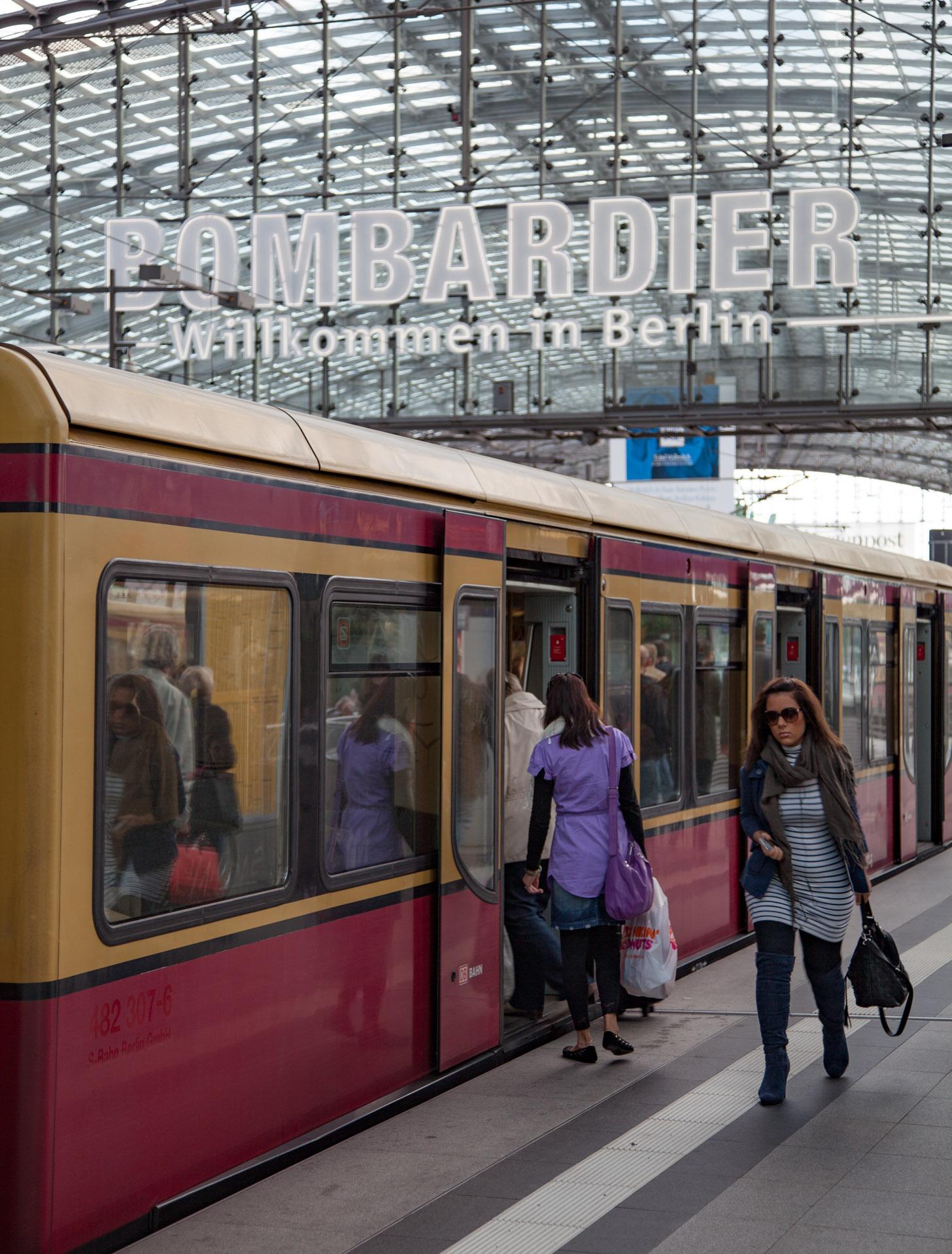 Met de trein naar Berlijn reizen